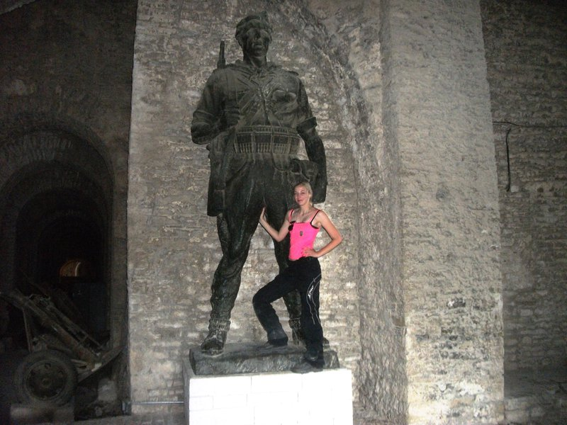 Pevnosť Gjirokaster, Albánsko - Bod záujmu