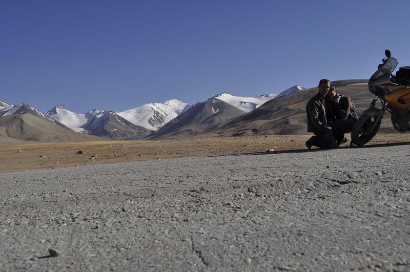 Tajikistan - Pamir - cez 4000mnm