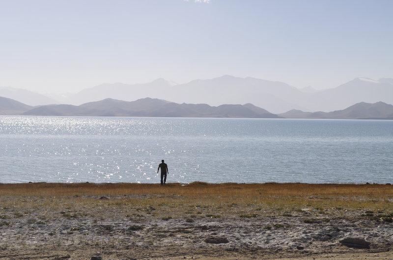 Tajikistan - Pamir - Karakul Lake