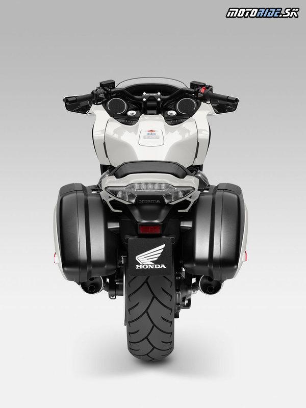 Honda CTX1300 2014