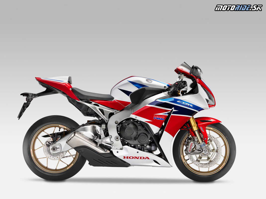 Honda CBR1000RR Fireblade SP 2014