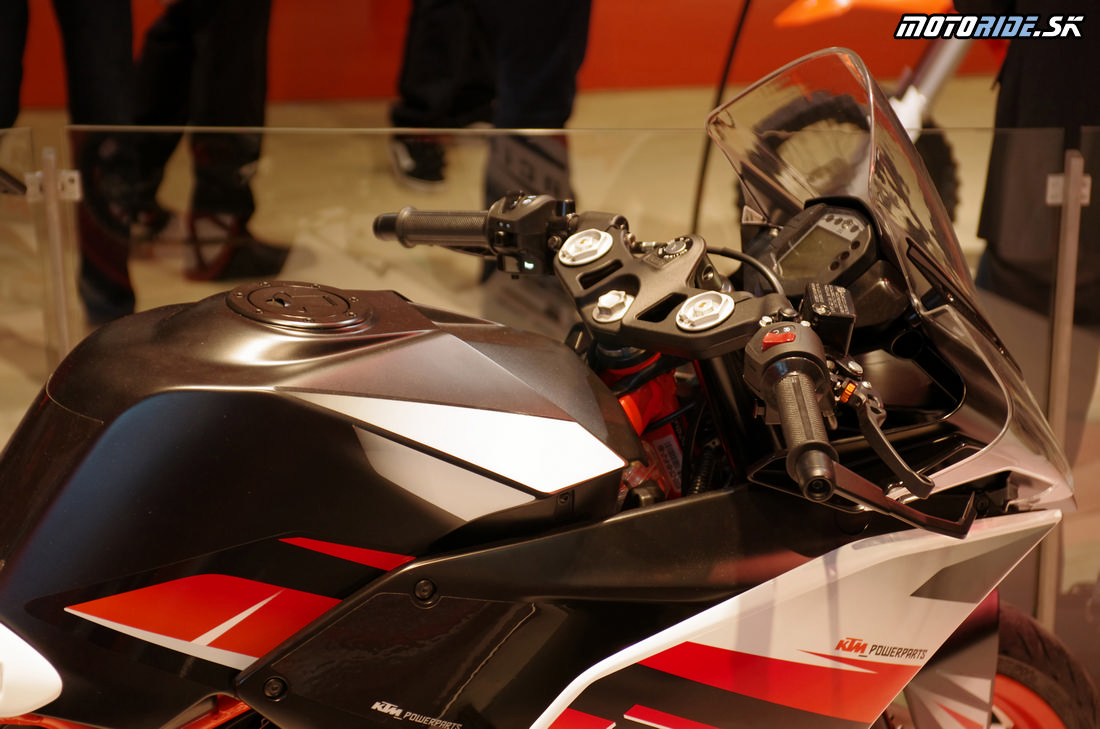 EICMA 2013 Miláno - KTM