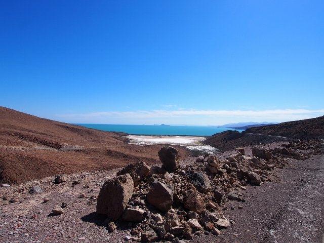 Jawa okolo sveta Mexiko Baja California