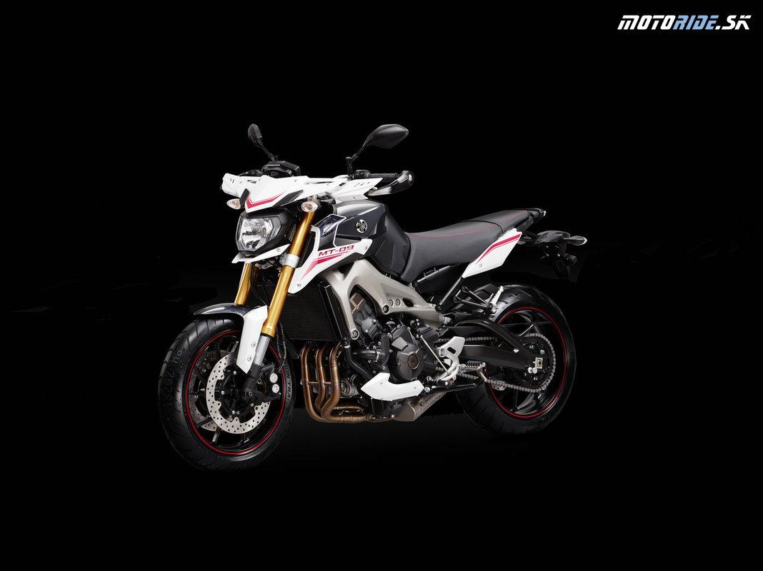 Yamaha MT-09 SR 2014
