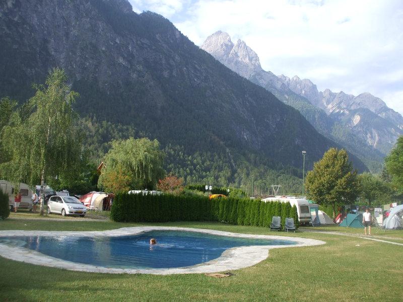 Splnený sen Alpy - Dolomity 2013
