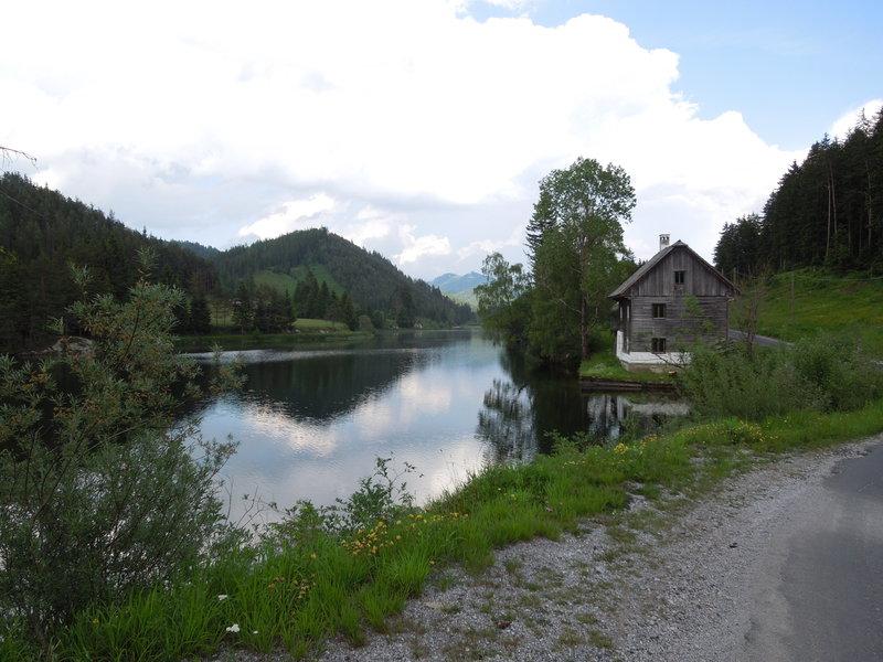 Hubertssee, Rakúsko - Bod záujmu