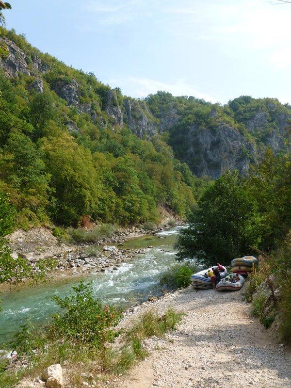 Rafting na Neretve (BiH)