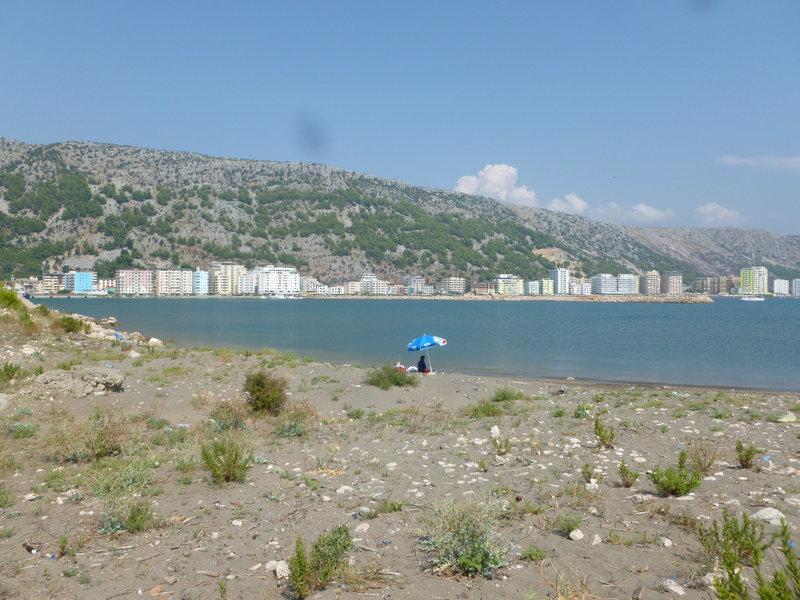 Albanska plaz