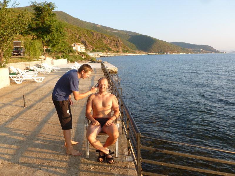 Ranna hygiena pri jazere Ohrid (AL)