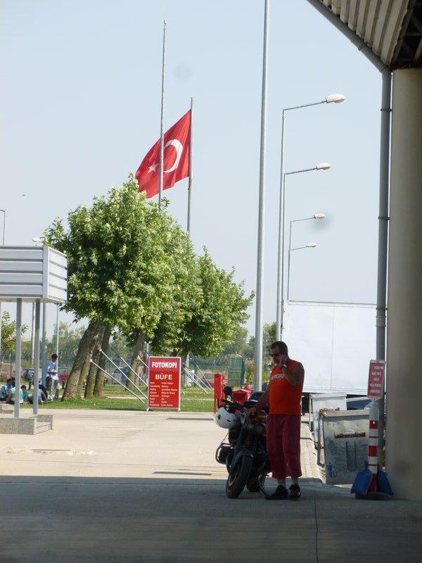 Turecka hranica