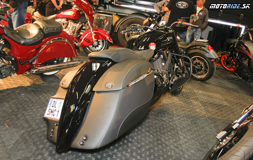 Custombike Show 2013 Bad Salzuflen