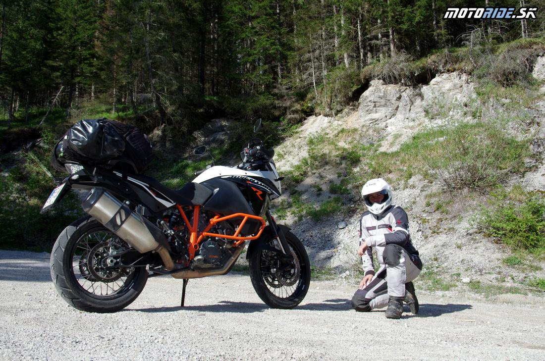 KTM 1190 Adventure R 2013 - budeme si v teréne rozumieť?