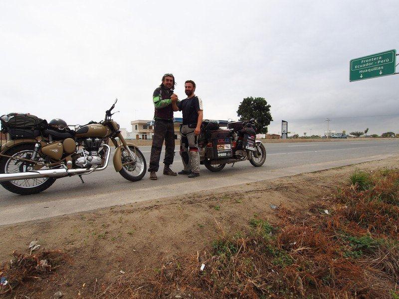 Jawa okolo sveta - Ekvádor