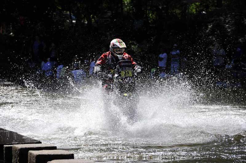 Dakar 2014 - Alessandro Botturi - 1. etapa - Rosario - San Luis