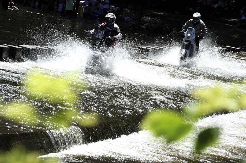 Dakar 2014 - 1. etapa - Rosario - San Luis