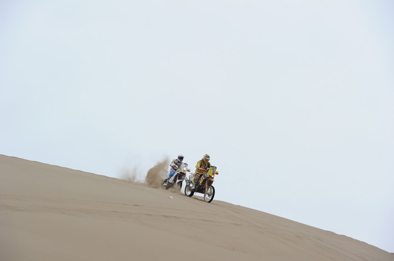 Dakar 2014 - 10. etapa