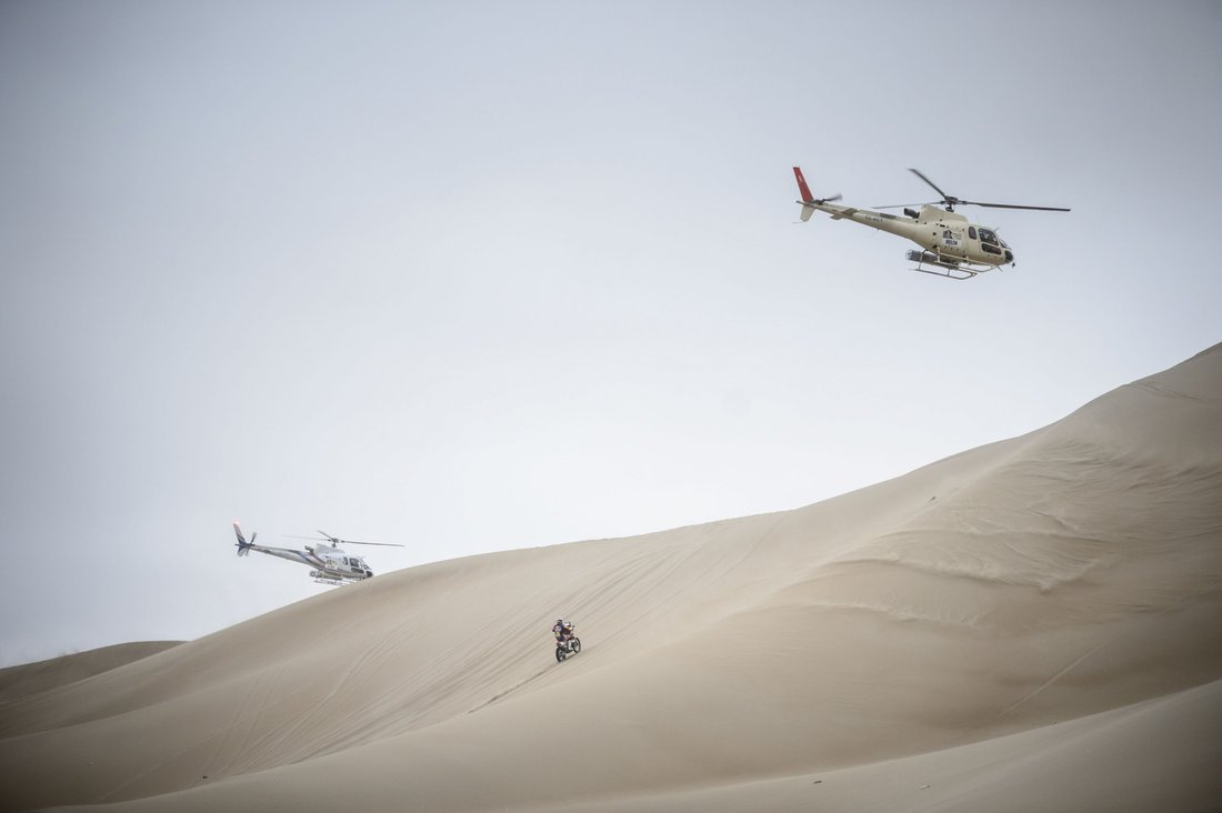 Dakar 2014 - 10. etapa - Marc Coma