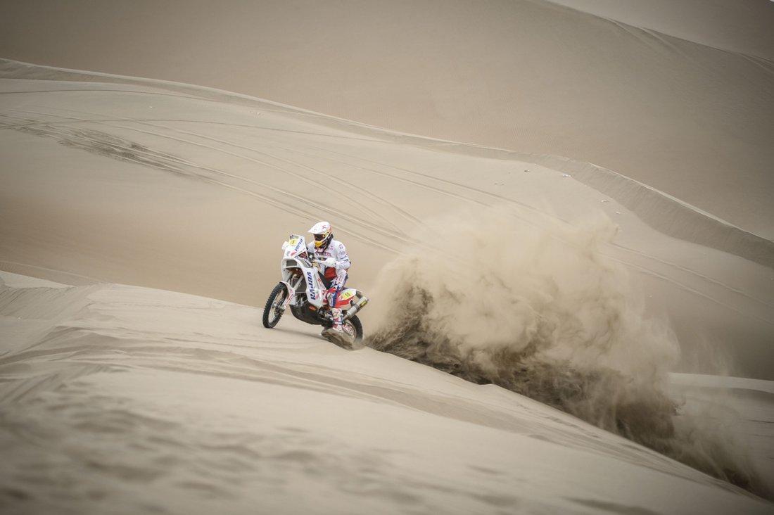 Dakar 2014 - 10. etapa - Kuba Przygonski