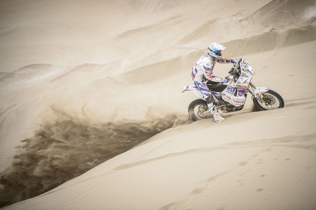 Dakar 2014 - 10. etapa - HENRICUS VOGELS