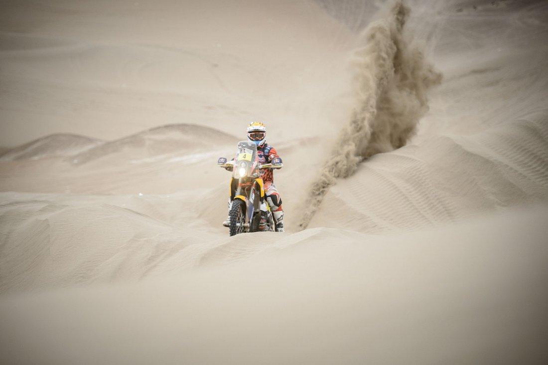 Dakar 2014 - 10. etapa - Jordi Viladoms