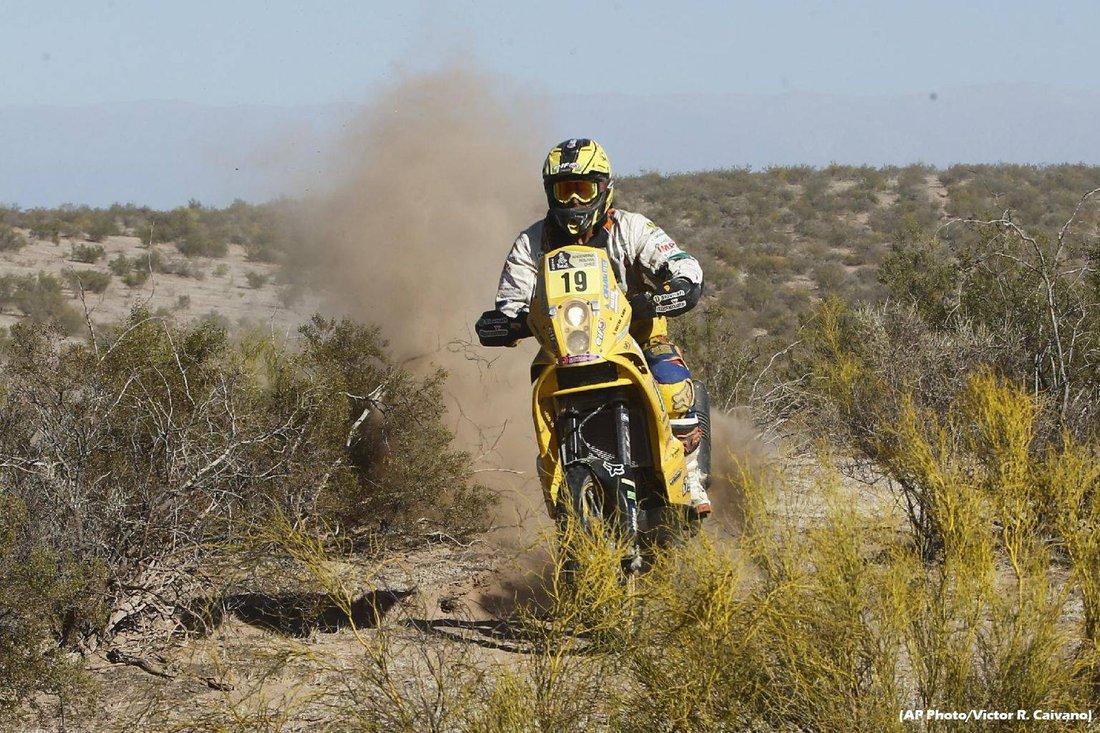 Dakar 2014 – 10. etapa