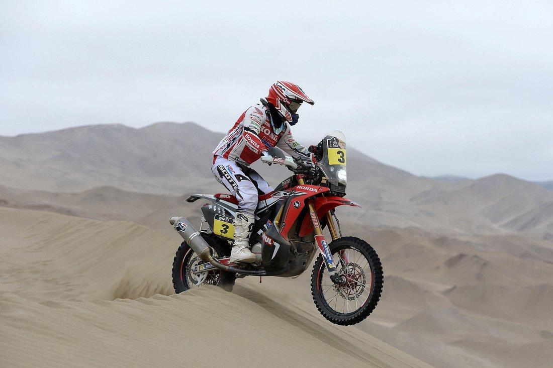 Dakar 2014 – 10. etapa - Joan Barreda Bort