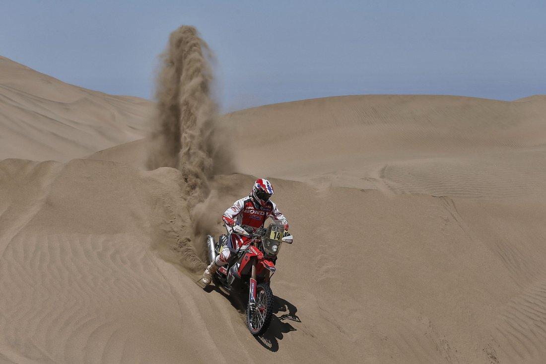 Dakar 2014 – 10. etapa - Pizzolito