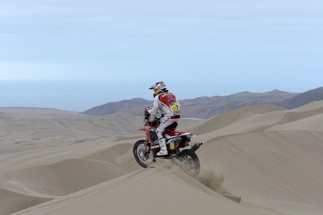 Dakar 2014 – 10. etapa - Helder Rodrigues