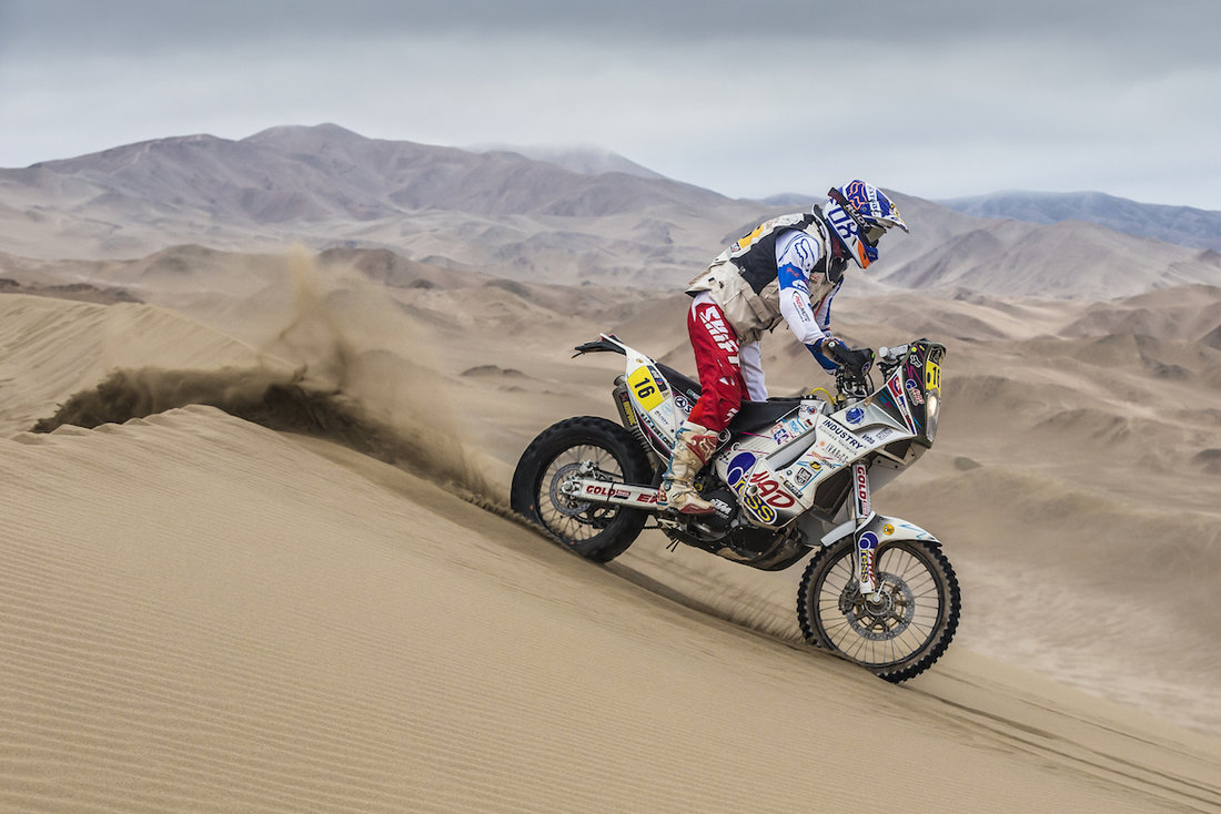 Dakar 2014 – 10. etapa - Ivan Jakeš