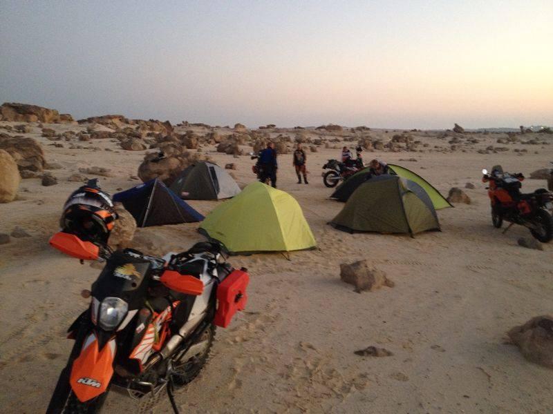 Omán 2014 - Salalah Beach Villaa.