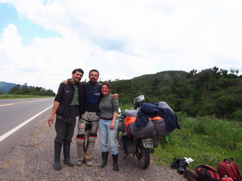 Jawa okolo sveta - 20 - Argentína