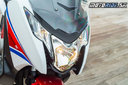 Test Honda Integra 750 2014