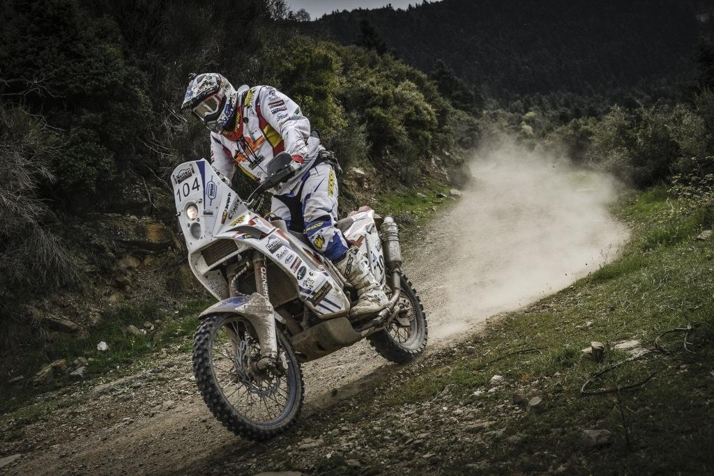 Hellas Rally Grécko Touratech Adventure Raid