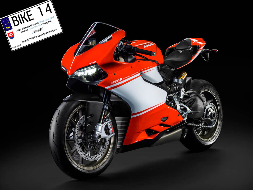 Bike roka 2014 - Jogurt - Ducati 1199 Panigale Superleggera 2014
