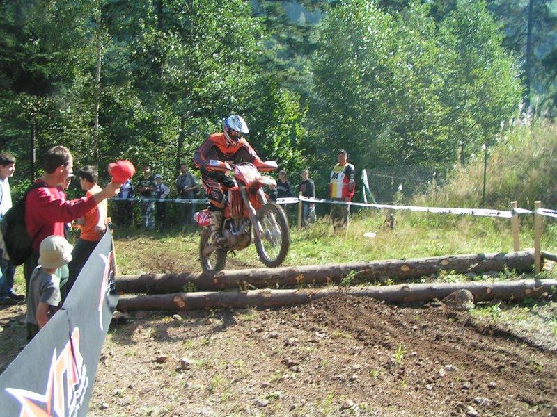 Enduro Krompachy 2006- Jaroslav Katriňák na Xtreme Teste