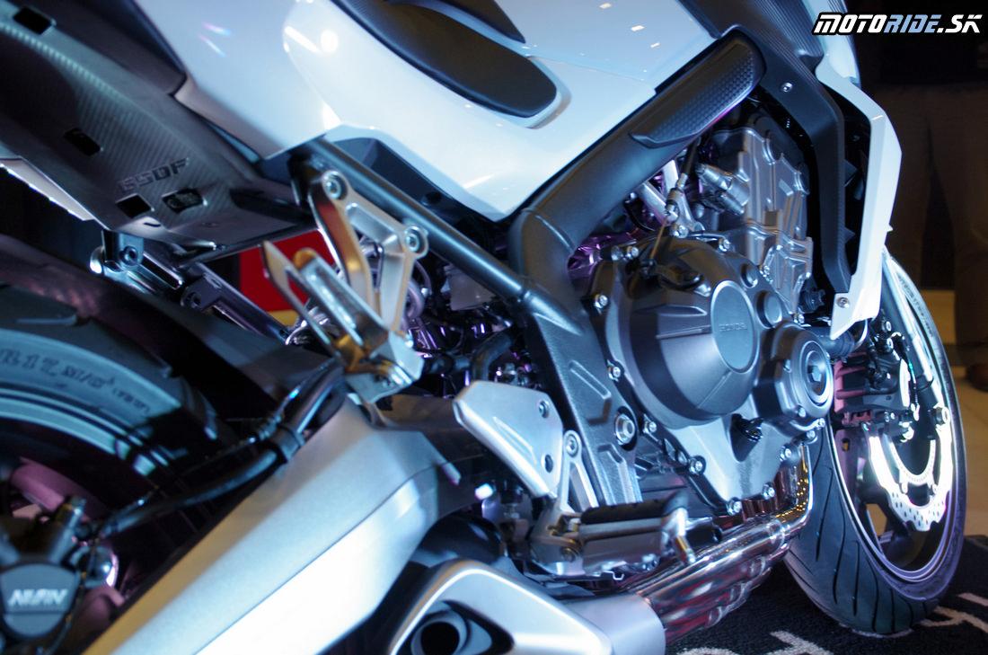 Honda CB650F 2014 - Testujeme v Španielsku