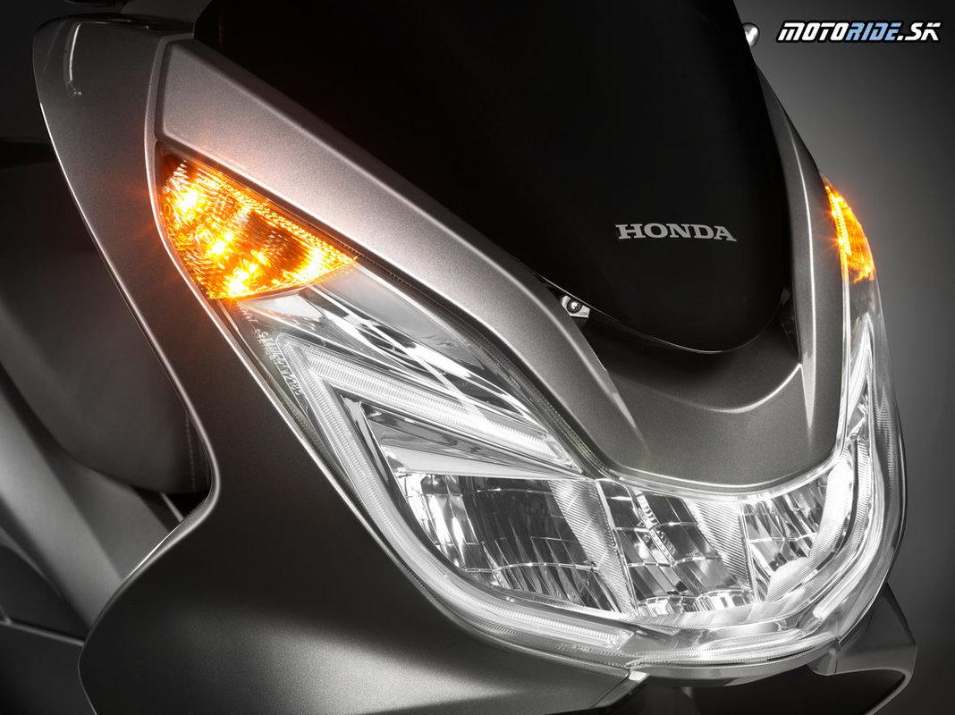 Honda PCX150 2014