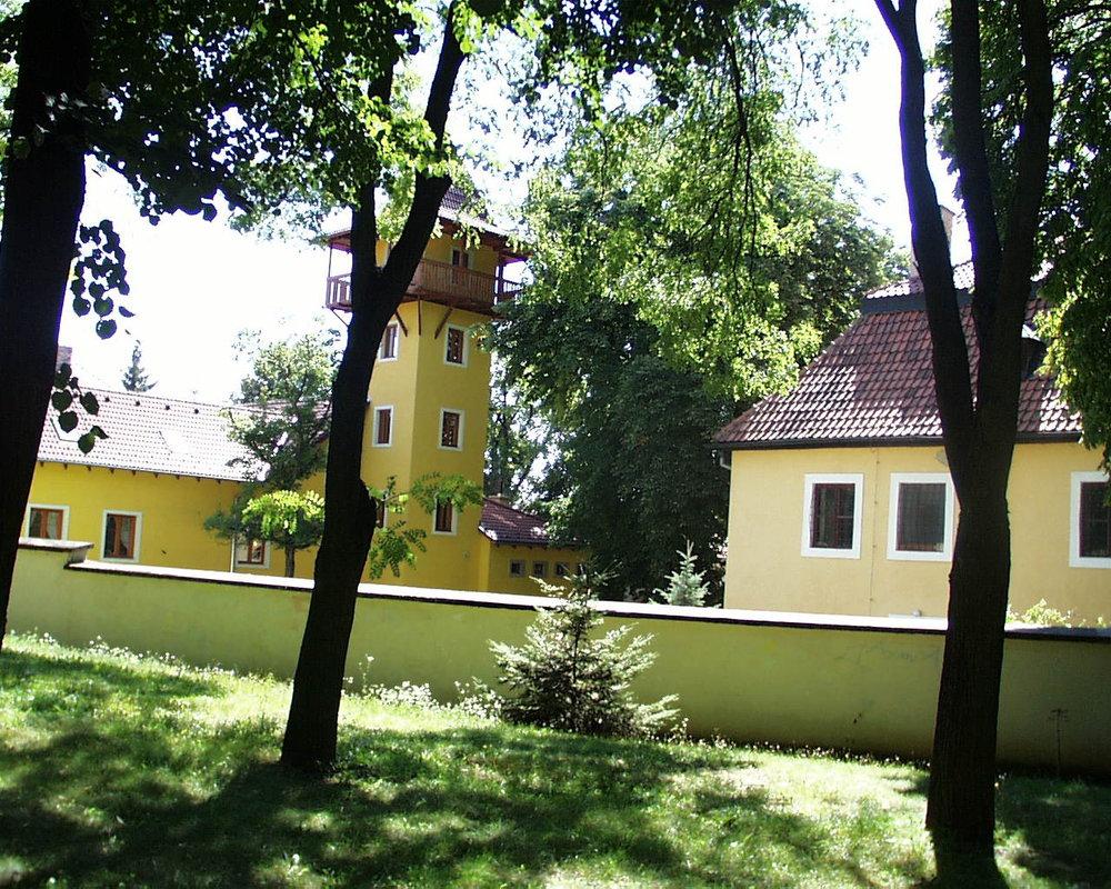 kaštieľ v Haliči - zbrojnica J. Pročka