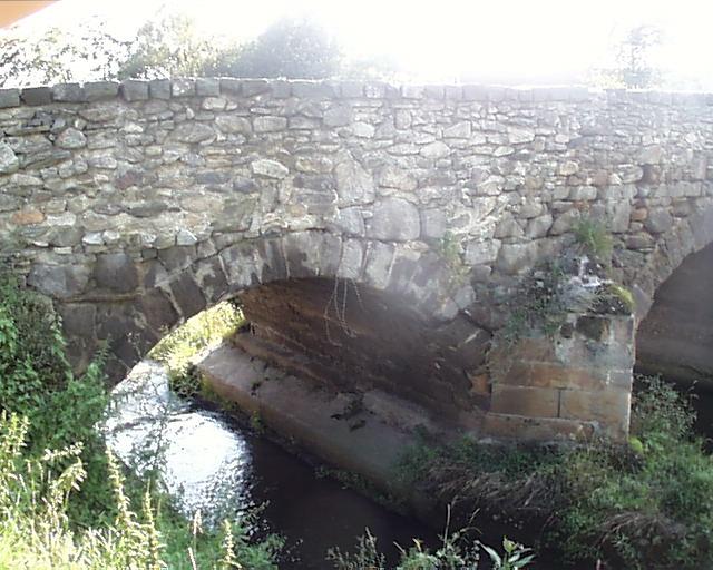 detail na  riečku Ipeľ