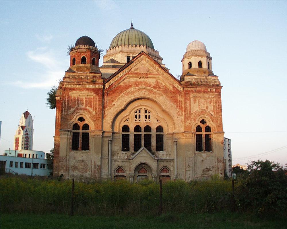 synagóga Lučenec