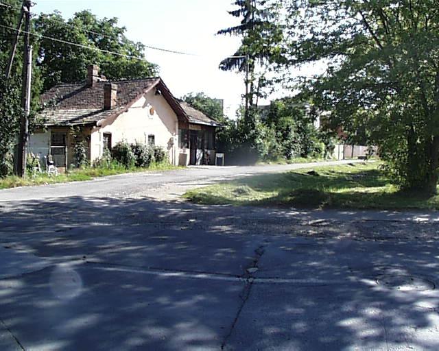 malá stanica zašitá pred očami turistov neďaleko Rúbaniska
