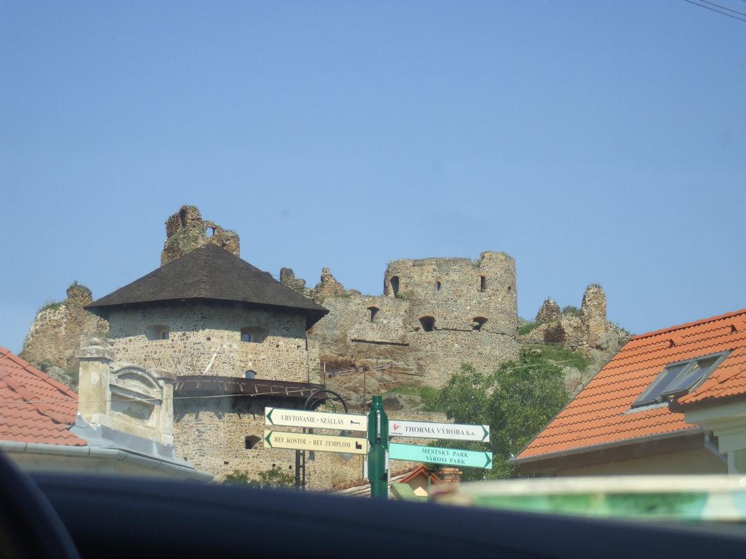 zrúcanina hradu Fiľakovo