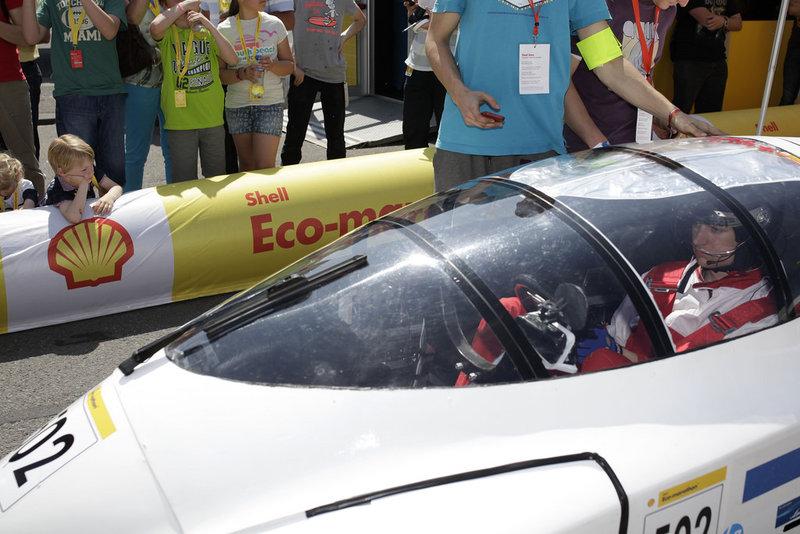 Shell Eco-Marathon Europe 2014