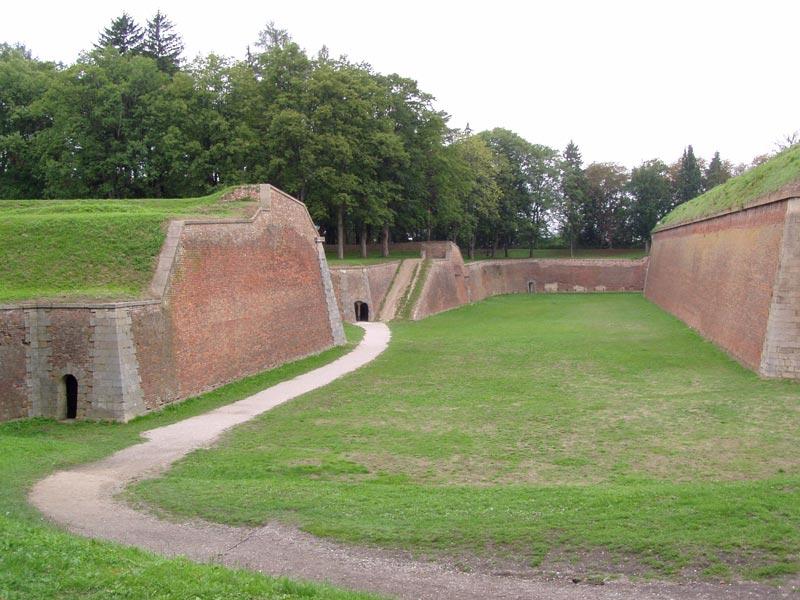 Pevnosť Jozefov, Česká republika