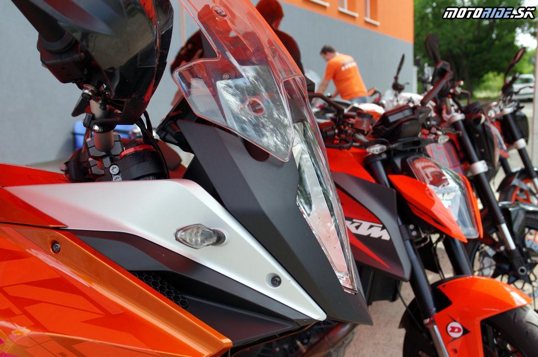 KTM Orange Days 2014 v Adamoto Košice v plnom prúde