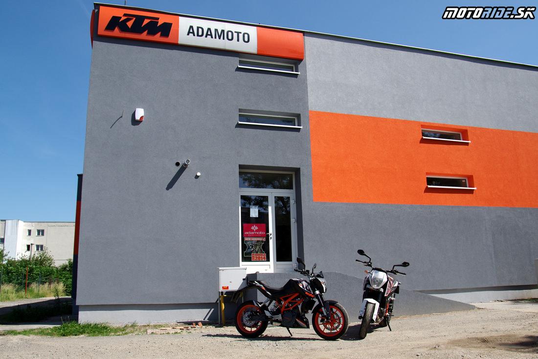 Nová predajŐa Adamoto Košice, Bardejovská 98