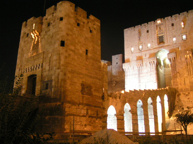 Citadela Aleppo