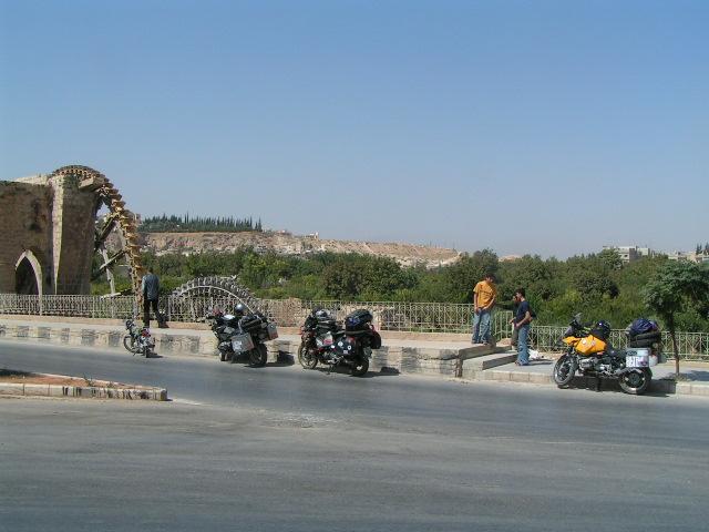 Vodné kolesá Hama.