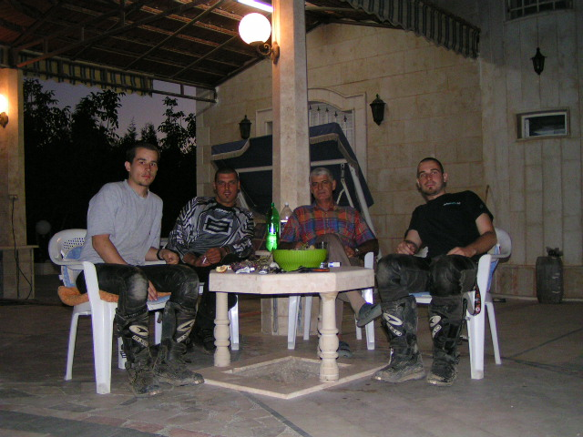 Posedenie s Ghazwanom - Homs.