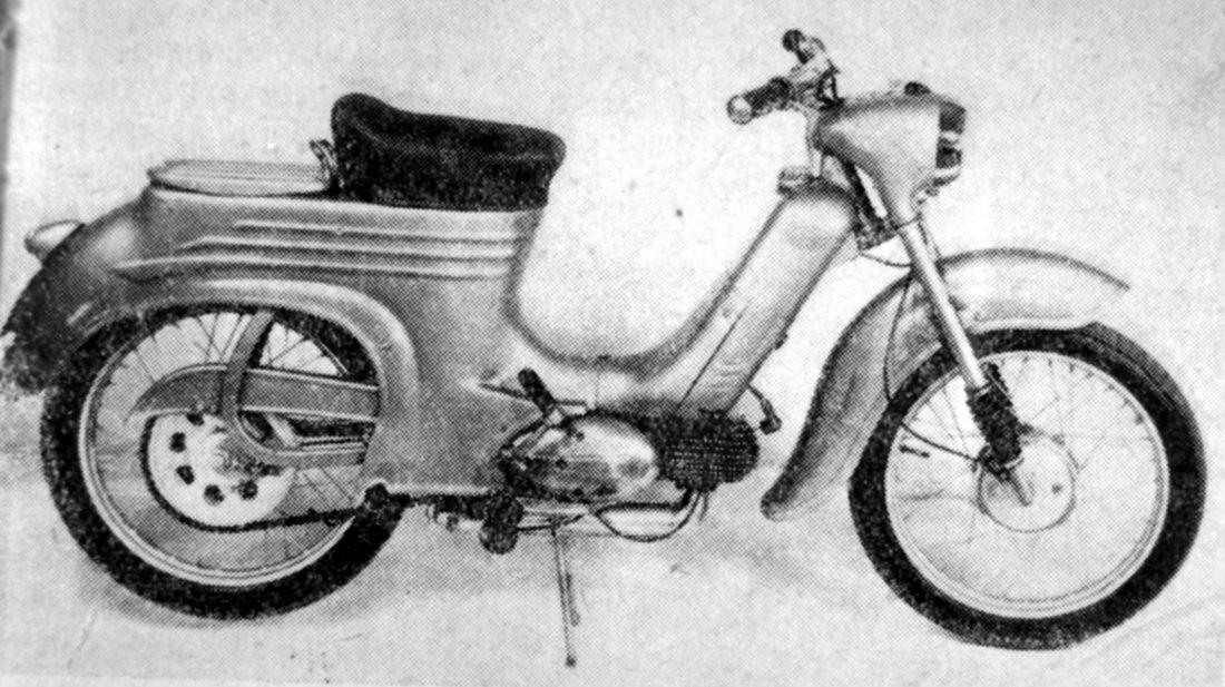 laminátový prototyp pohľad z prava foto z dobovej tlače